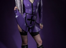 kitty purple