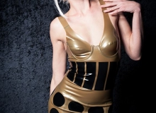 Natalie Pallantina-Dalek Dress