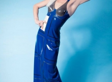 Natalie Pallantina-Tardis Dress